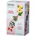 Травяные и фруктовые чаи Newby