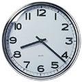 Часы круглые, диаметр 31-50 см