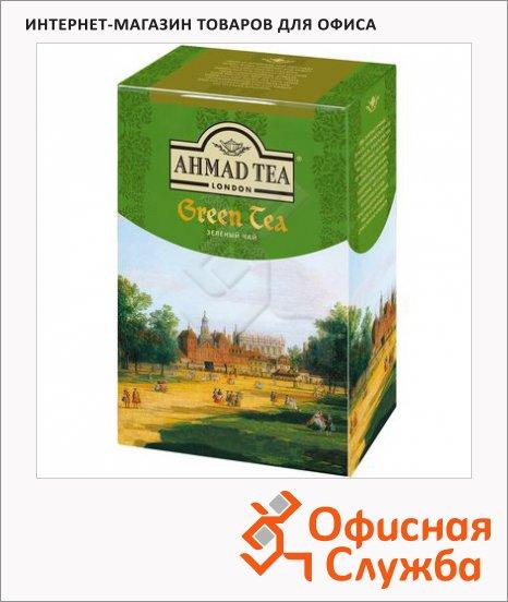 фото: Чай Ahmad Green Tea (Зеленый Чай) зеленый, листовой, 200г, зеленый, листовой, 200г