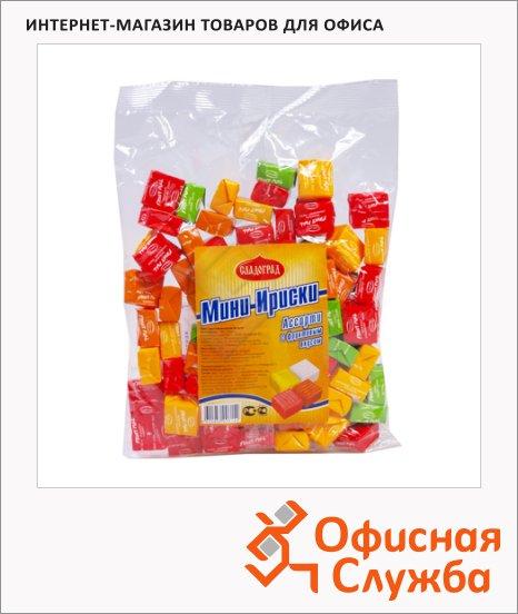 Ирис Сладоград ассорти с фруктовым вкусом, 400г