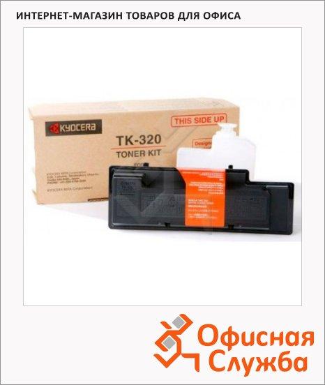 фото: Тонер-картридж Kyocera Mita TK-320 черный