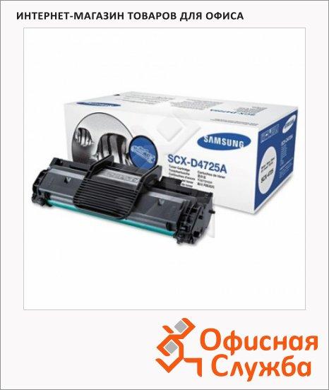 фото: Тонер-картридж Samsung SCX-D4725A черный