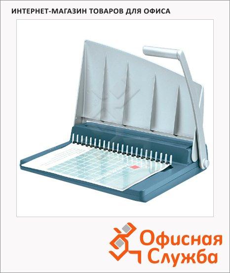 Брошюровщик гребеночный Leitz ComBind 300 на 15 листов, переплет до 145 листов, пластиковая пружина
