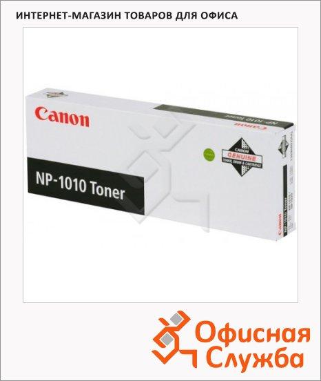 Тонер-картридж Canon NP-1010, черный, (1369A002)