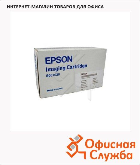 Тонер-картридж Epson C13S051020, черный