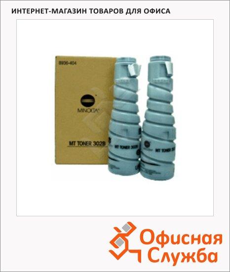 Тонер-картридж Konica Minolta 302b (3634)