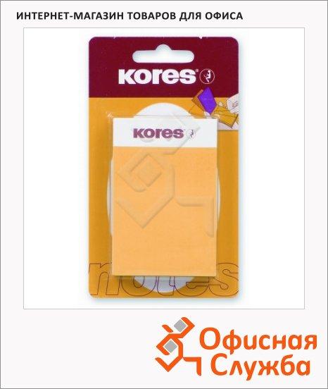 Блок для записей с клейким краем Kores