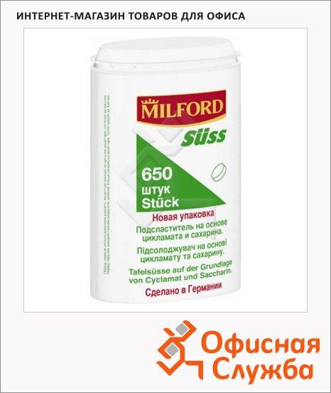 Заменитель сахара Milford Suss в таблетках