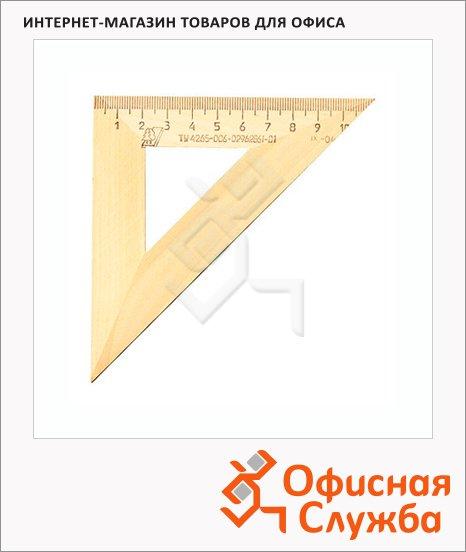 Угольник Можга С-16, 45°/45°, деревянный