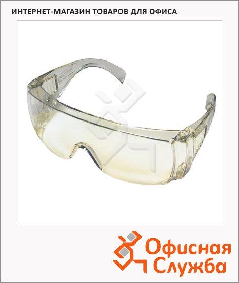 Очки защитные Ампаро Люцерна прозрачные, открытые, 210309