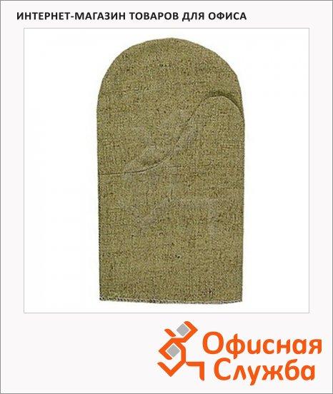 Рукавицы брезентовые рабочие пл.420 гр/м2