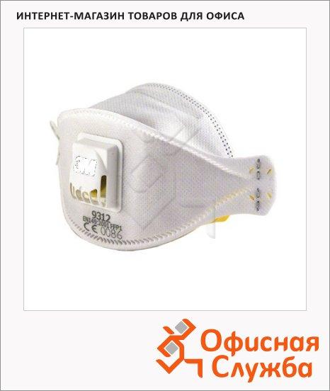 Респиратор 3m FFP1, 4 ПДК, с клапаном, Aura 9312