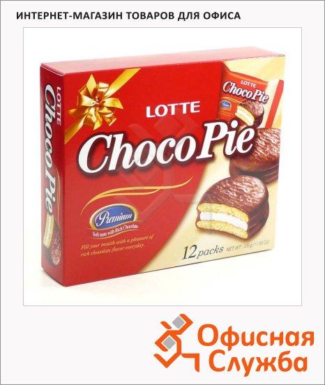 Печенье Lotte Choco-Pie