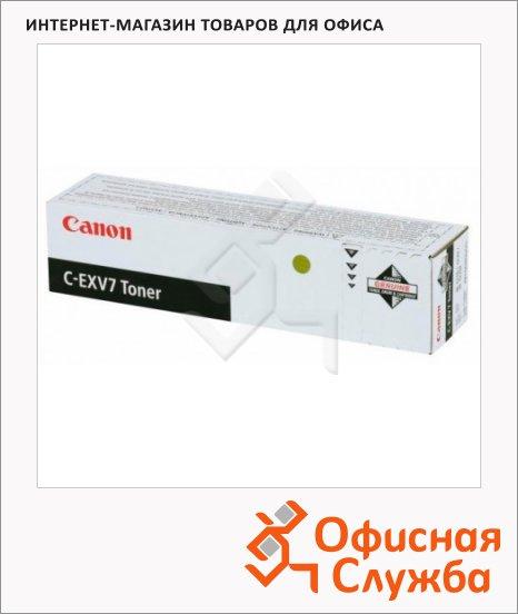 фото: Тонер-картридж Canon C-EXV7 черный, (7814A002)