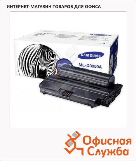 фото: Тонер-картридж Samsung ML-D3050A черный