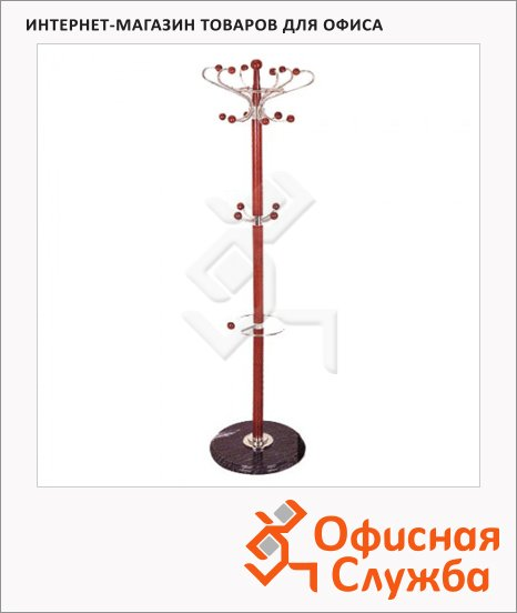 Вешалка-стойка напольная Tetchair XY-018 , 1800х390мм