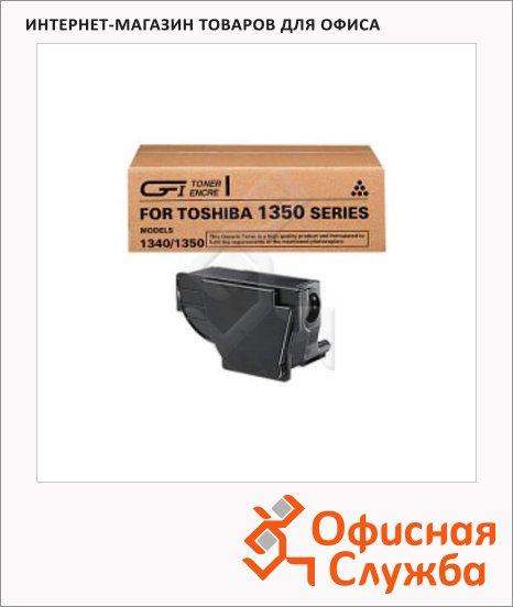 Тонер-картридж Toshiba T-1350E, черный
