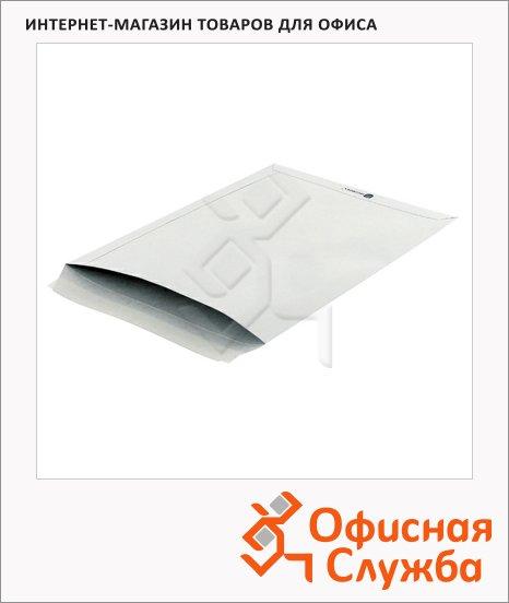 Пакет почтовый бумажный плоский Bong Securitex C4 белый, 229х324мм, 130г/м2, 25шт, стрип