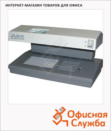 фото: Детектор банкнот Pro 12LPM лупа просмотровый, УФ/магнитная детекция