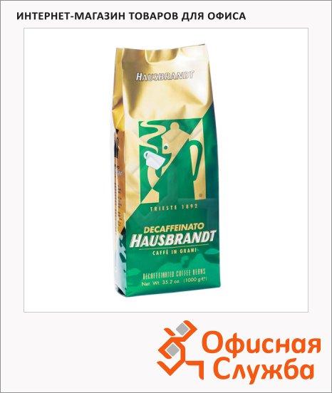 фото: Кофе в зернах Hausbrandt Decaffeinato 1кг пачка, без кофеина