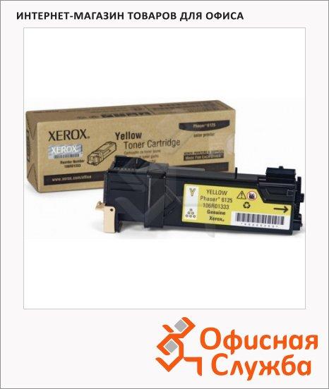 Тонер-картридж Xerox