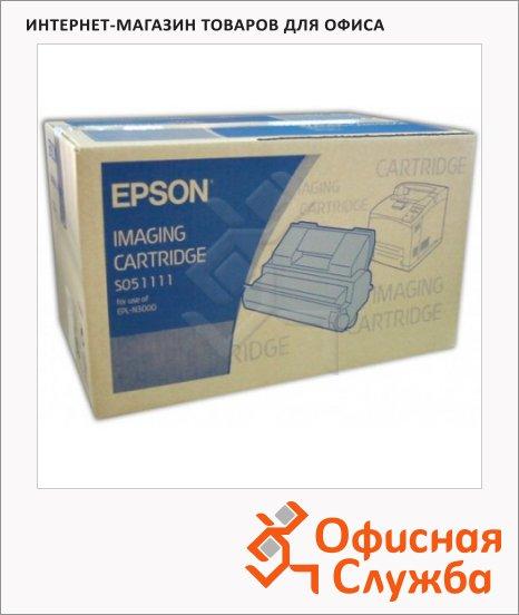 Тонер-картридж Epson C13S051111, черный