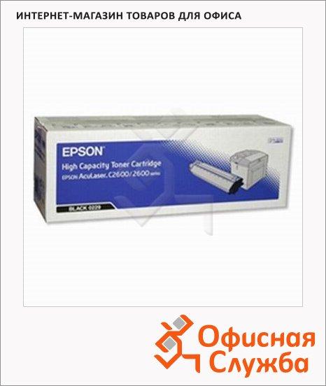 фото: Тонер-картридж Epson C13S051161 черный