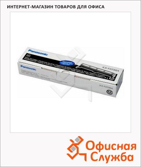 фото: Картридж для факса лазерный Panasonic KX-FAT88A черный, 2000стр