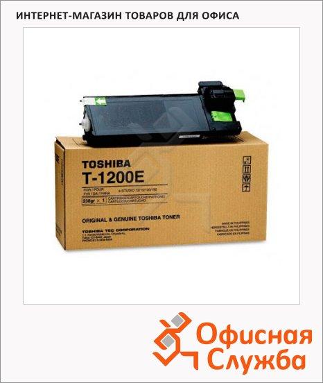 Тонер-картридж Toshiba T-1200, черный