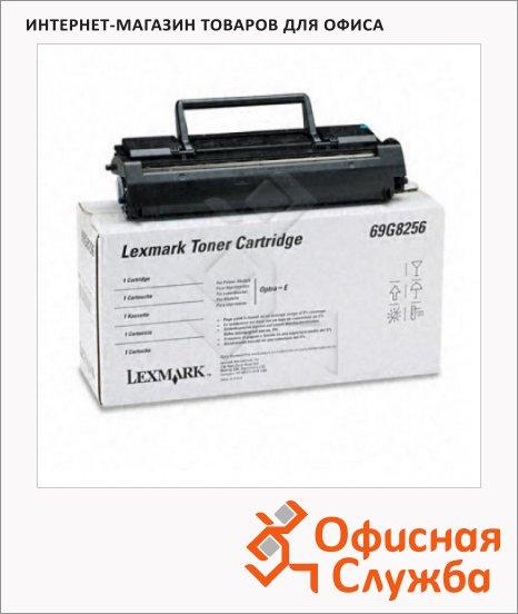 Тонер-картридж Lexmark 69G8256, черный