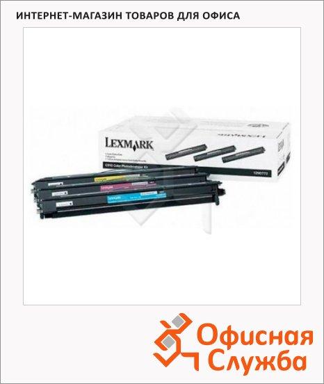 Тонер-картридж Lexmark 12N0772, цветной, 3шт/уп