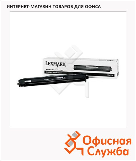 Тонер-картридж Lexmark 12N0773, цветной