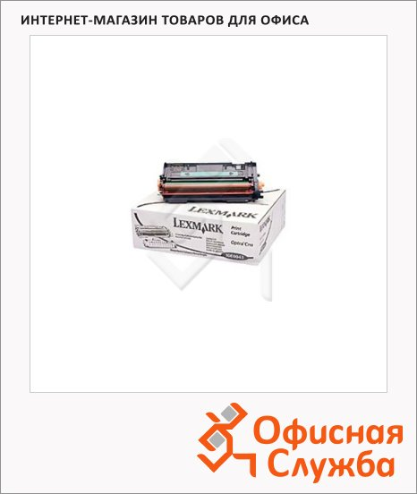Тонер-картридж Lexmark LX10E0043, черный
