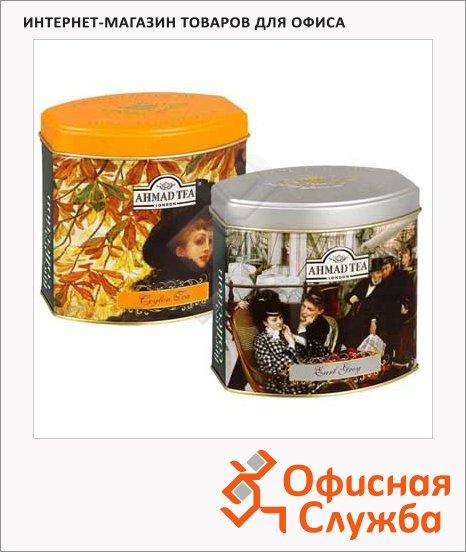 Чай Ahmad, черный, листовой, ж/б, 100 г
