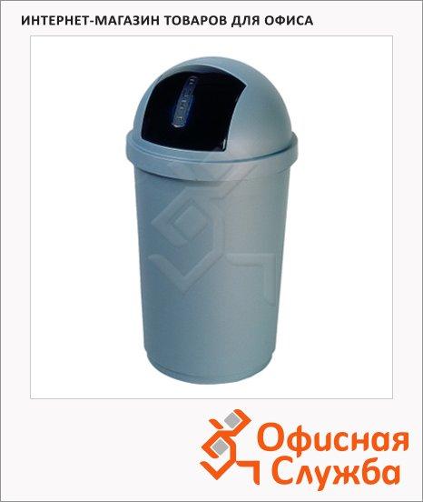 Контейнер для мусора пластиковый Rubbermaid Bullet Bin