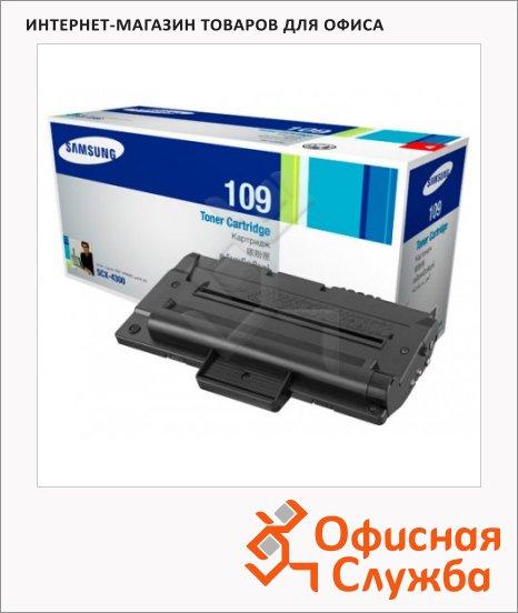 Тонер-картридж Samsung MLT-D109S, черный
