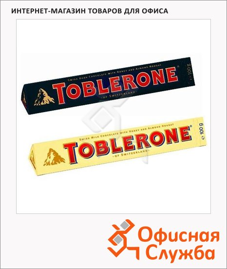Шоколад Toblerone, 100г