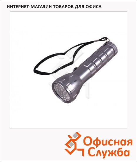 Фонарь светодиодный Эра SD28, 3хAAA/LR03 б/эл.питания