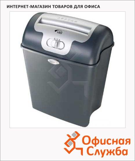 Персональный шредер Rexel Promax V65WS, 5 листов, 23 литра, 3 уровень секретности