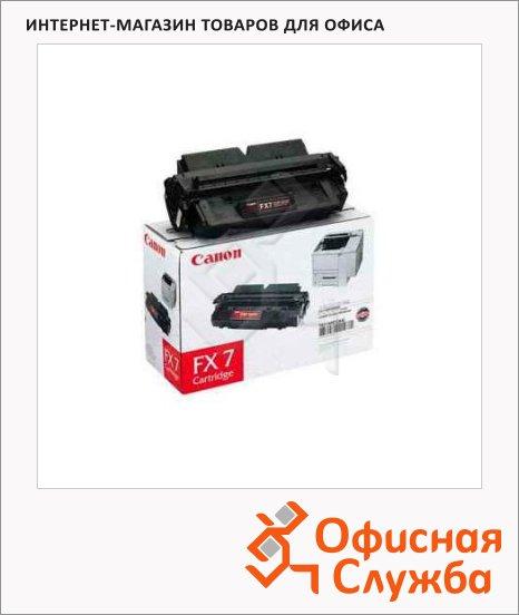 �������� ��� ����� �������� Canon FX-7 7621A002, ������, 4500���