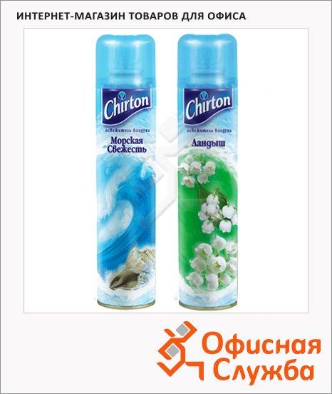Освежитель воздуха аэрозоль Chirton, 0.3л