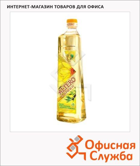 Масло растительное Altero Golden рафинированное, 0.81л