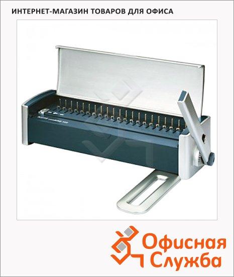 Брошюровщик гребеночный Leitz ComBind 100 на 8 листов, переплет до 145 листов, пластиковая пружина