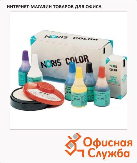 Штемпельная краска на спиртовой основе Noris 50 мл, универсальная