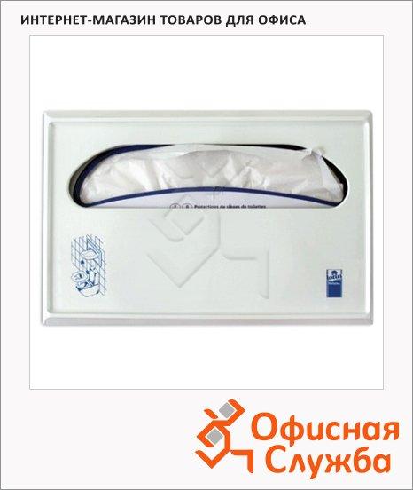 Диспенсер для индивидуальных покрытий на унитаз Tork 470217, белый
