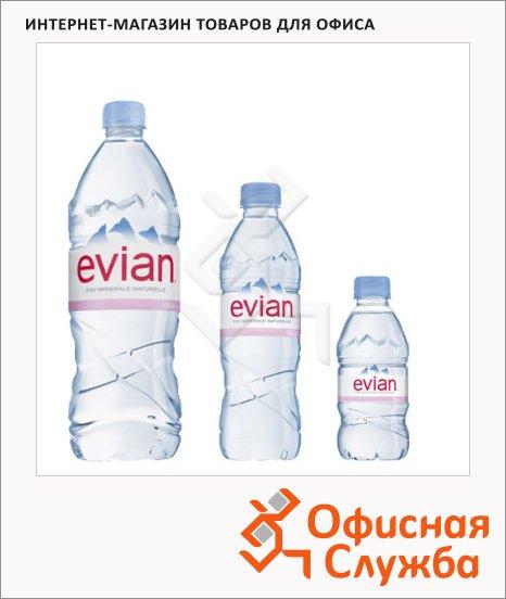 Вода минеральная Evian Спорт без газа, ПЭТ