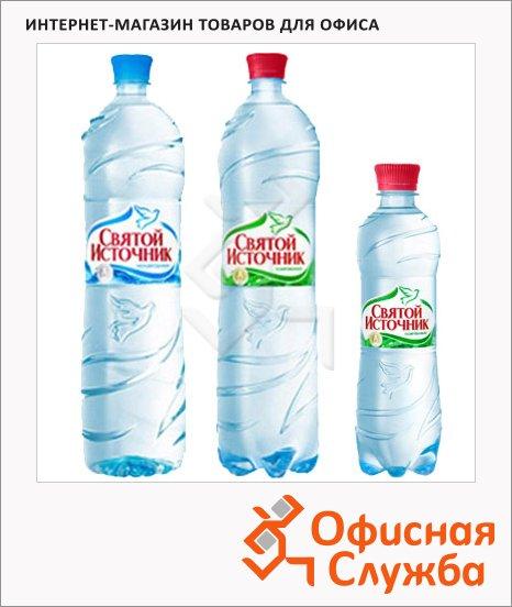 Вода питьевая Святой Источник, ПЭТ
