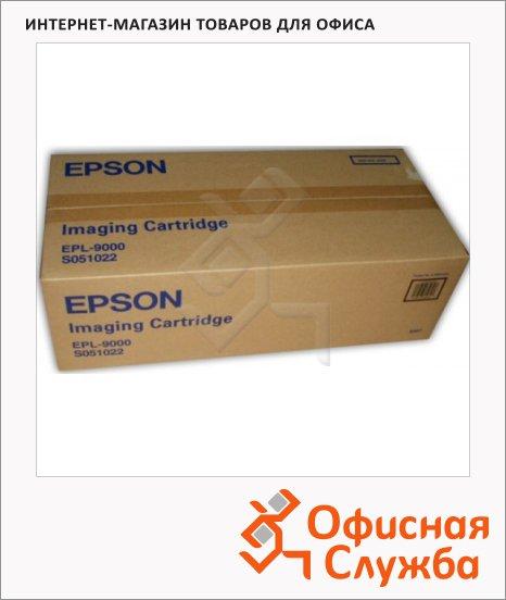 Тонер-картридж Epson C13S051022, черный