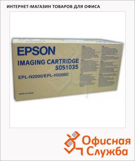 Тонер-картридж Epson C13S051035, черный
