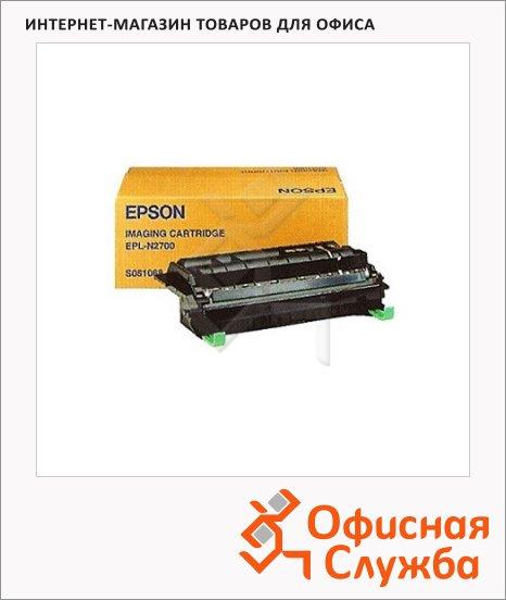 фото: Тонер-картридж Epson C13S051068 черный